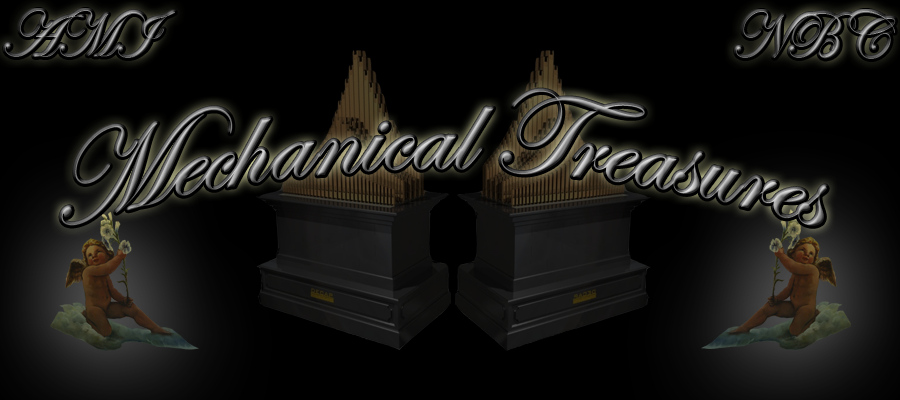 Mechanical Treasures Logo